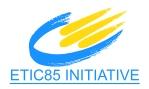 ETIC 85 Initiative